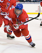Michal Hlinka  (Czech Republic - 12) - Sweden defeated the Czech Republic 4-2 at the Urban Plains Center in Fargo, North Dakota, on Saturday, April 18, 2009, in their final match of the 2009 World Under 18 Championship.