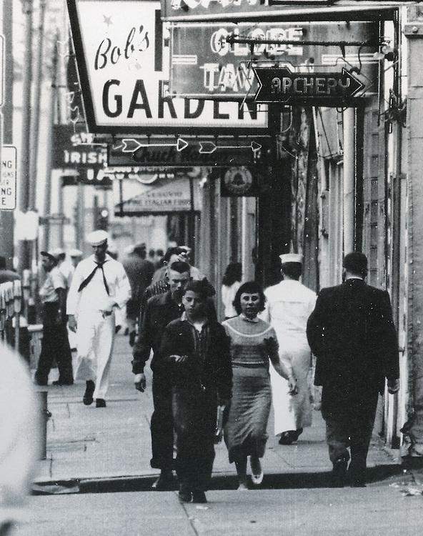 UNDATED..Historical...Main Street scene...NEG#.NRHA#..