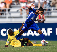 Jamaica U-17 Men vs Honduras, February 23, 2011