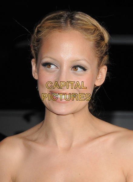 NICOLE RICHIE .The 18th Annual Environmental Media Awards held at The Ebell Theatre in Los Angeles, California, USA..November 13th, 2008.headshot portrait strapless .CAP/DVS.©Debbie VanStory/Capital Pictures.