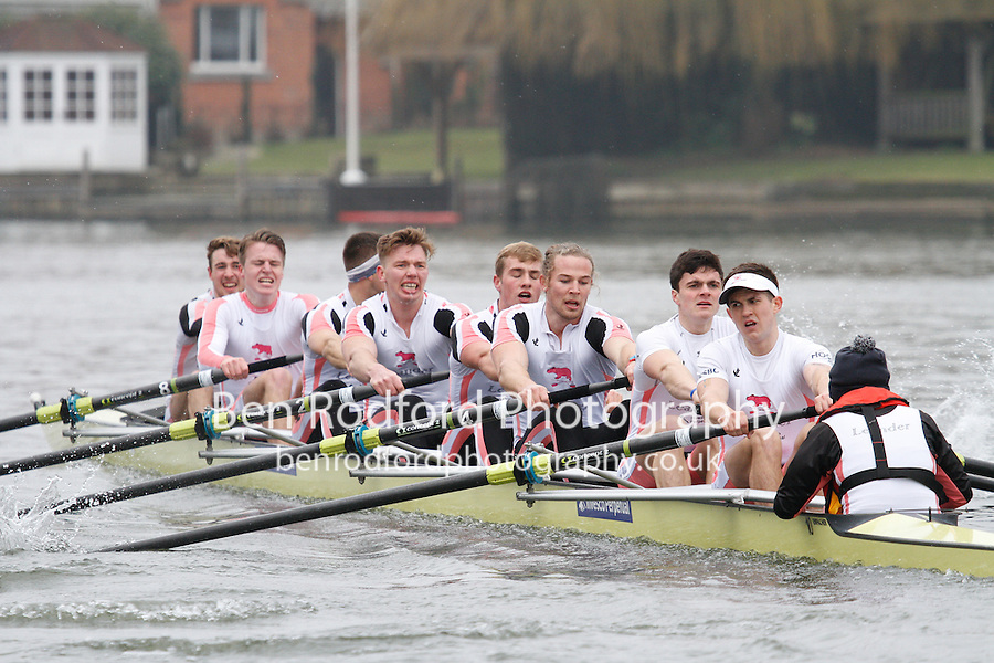 Crew: 1 - Leander  - ELI.8+ <br /> <br /> Henley Fours &amp; Eights Head 2017<br /> <br /> To purchase this photo, or to see pricing information for Prints and Downloads, click the blue 'Add to Cart' button at the top-right of the page.