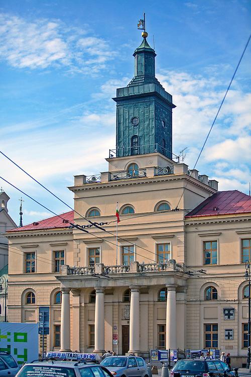 Ratusz - Urząd MIasta Lublin