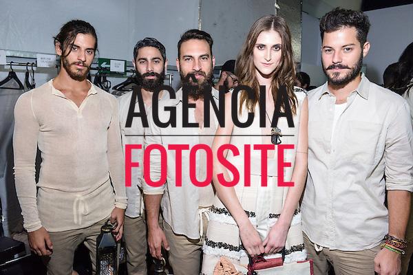 Ellus<br /> <br /> S&atilde;o Paulo Fashion Week- Ver&atilde;o 2016<br /> Abril/2015<br /> <br /> foto: Sergio Caddah/ Ag&ecirc;ncia Fotosite