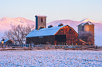 Alva Dodd built this large barn in 1899 just north of Boulder, Colorado in what is now, Niwot, Colorado. He ran both a dairy operation and horses out of the barn. The Barn has been in the family for over a hundred years.