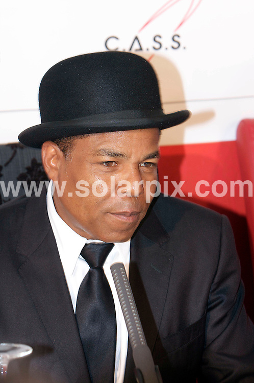 **ALL ROUND PICTURES FROM SOLARPIX.COM**.**WORLDWIDE SYNDICATION RIGHTS**.Michael Jackson's brother Tito Jackson giving a press conference his Motown 50 year anniversary tour in at Novelli's Restaurant in Marbella Spain..This pic:Tito Jackson..JOB REF:9552       AB1       DATE:21.07.09.**MUST CREDIT SOLARPIX.COM OR DOUBLE FEE WILL BE CHARGED**.**ONLINE USAGE FEE  GBP 50.00 PER PICTURE - NOTIFICATION OF USAGE TO PHOTO @ SOLARPIX.COM**.**CALL SOLARPIX : +34 952 811 768 or LOW RATE FROM UK 0844 617 7637**