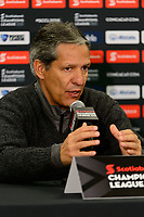 Harrison, NJ - Thursday March 01, 2018: Carlos Restrepo. The New York Red Bulls defeated C.D. Olimpia 2-0 (3-1 on aggregate) during a 2018 CONCACAF Champions League Round of 16 match at Red Bull Arena.