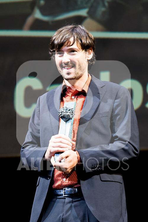 Carlos Marques Marcet during Malaga Film Festival Gala at Teatro Cervantes.August 23 2020. (Alterphotos/Francis González)