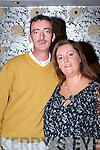WEDDING ANNIVERSARY: Jeff and Anita Horan, Strand Road, Tralee celebrating their 12th wedding anniversary at Kirby's Brogue Inn, Tralee on Saturday.