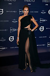 "Nieves Alvarez attends to  ""TELVA Tributo. Una cronica de moda. Coleccion Naty Abascal"" at Royal Academy of Fine Arts of San Fernando in Madrid, Spain. October 09, 2018. (ALTERPHOTOS/A. Perez Meca)"