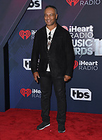 11 March 2018 - Inglewood, California - Ray Parker, Jr., Jericho Parker. 2018 iHeart Radio Awards held at The Forum. <br /> CAP/ADM/BT<br /> &copy;BT/ADM/Capital Pictures<br /> CAP/ADM/BT<br /> &copy;BT/ADM/Capital Pictures