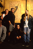 May 20, 1994: KYUSS - Photosession in London