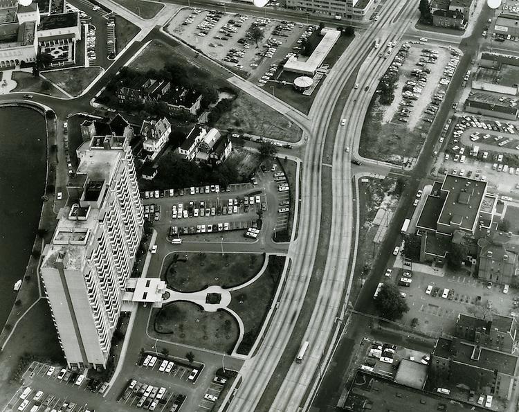 1969 October 13..Redevelopment..Atlantic City (R-1)..Looking North Brambleton Avenue..HAYCOX PHOTORAMIC INC..NEG# B-9.NRHA#..