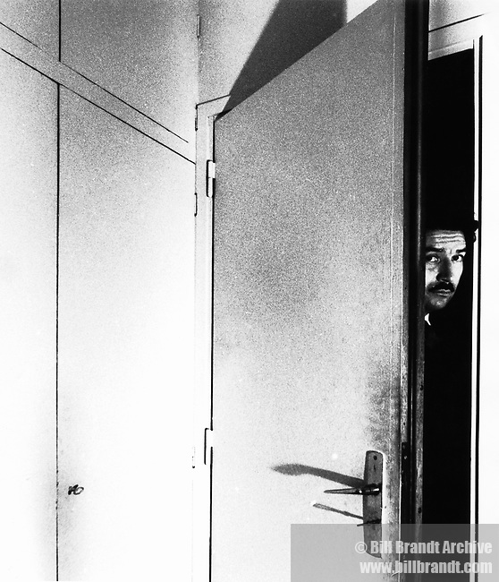 Alain Robbe-Grillet. 1965