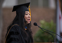 UCSB commencement 2019, Sunday ceremonies Puoy Premsrirut