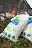 Aliments d'engraissement destinés à la volaille (Christelle Appaganou, éleveuse à Bourail)