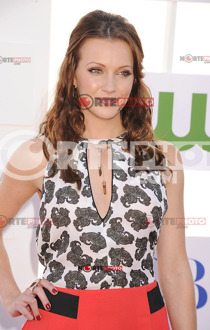 BEVERLY HILLS, CA - JULY 29: Katie Cassidy arrives at the CBS, Showtime and The CW 2012 TCA summer tour party at 9900 Wilshire Blvd on July 29, 2012 in Beverly Hills, California. /NortePhoto.com<br /> <br />  **CREDITO*OBLIGATORIO** *No*Venta*A*Terceros*<br /> *No*Sale*So*third* ***No*Se*Permite*Hacer Archivo***No*Sale*So*third*
