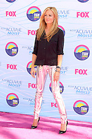 UNIVERSAL CITY, CA - JULY 22: Cat Deeley at the 2012 Teen Choice Awards at Gibson Amphitheatre on July 22, 2012 in Universal City, California. &copy; mpi28/MediaPunch Inc. /NortePhoto.com*<br />