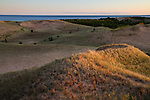 Grand Sable Dunes, Pictured Rocks National Lakeshore, Michigan