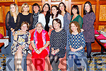 Sandra McSweeney, Millstreet celebrated her 60th birthday with her friends in the Killarney Avenue on Saturday night