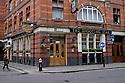 London, UK. 04.04.2015. East London. Photograph © Jane Hobson.