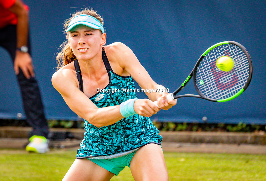 Den Bosch, Netherlands, 11 June, 2018, Tennis, Libema Open, Ekaterina Alexandrova (RUS)<br /> Photo: Henk Koster/tennisimages.com