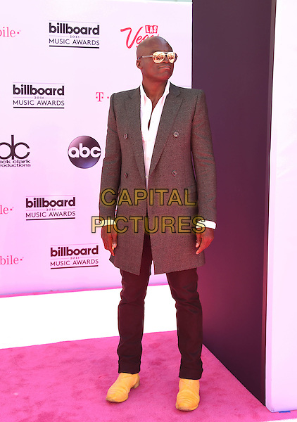 LAS VEGAS, NV - MAY 22: Singer-musician Seal attends the 2016 Billboard Music Awards at T-Mobile Arena on May 22, 2016 in Las Vegas, Nevada.<br /> CAP/ROT/TM<br /> &copy;TM/ROT/Capital Pictures