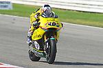 Gran Premio TIM di San Marino during the moto world championship in Misano.<br /> 13-09-2014 in Misano world circuit Marco Simoncelli.<br /> Moto2<br /> maverick viñales<br /> PHOTOCALL3000