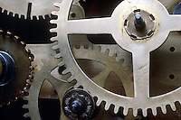BRASS CLOCK GEARS<br />