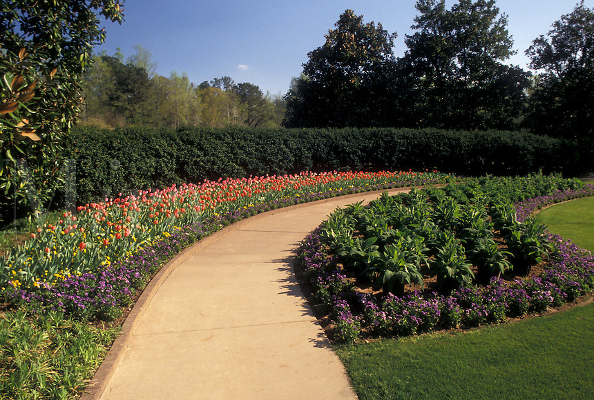 Callaway Gardens, Pine Mountain, Georgia, GA, John A. Sibley Horticultural Center at Callaway Gardens in Pine Mountain.