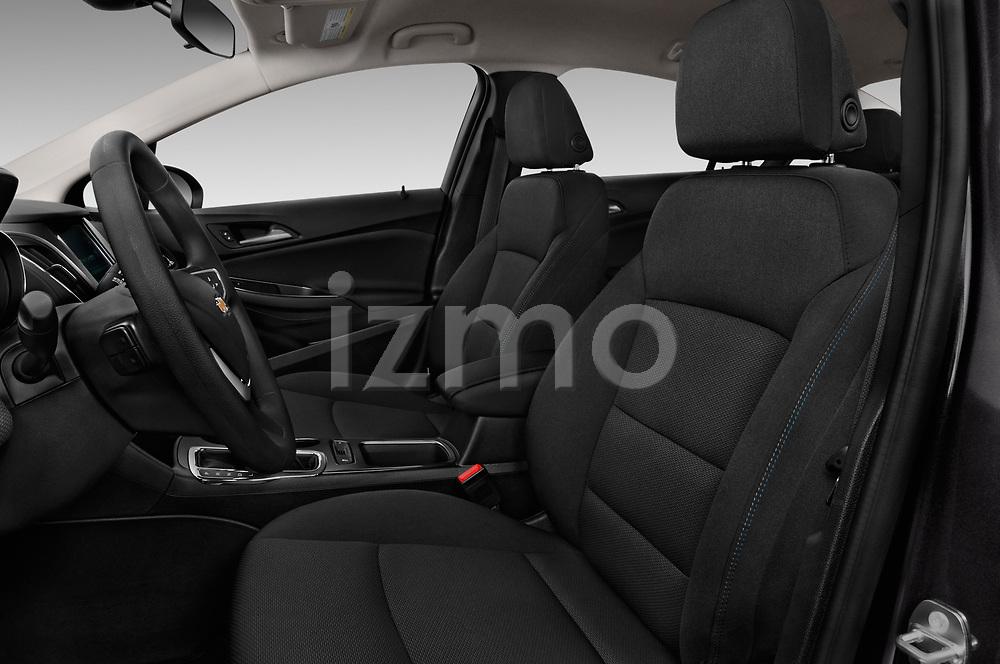 Front seat view of 2017 Chevrolet Cruze LT-Auto 4 Door Sedan Front Seat  car photos