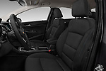 Front seat view of 2017 Chevrolet Cruze LT-Auto 4 Door Sedan Front Seat  car photos