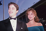 Matthew Broderick & Jennifer Grey -April 1987