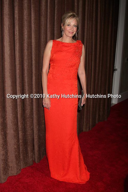 Nadja Swarovski;.arriving at the 2010 Costume Designer's Guild Awards.Beverly Hilton Hotel.Beverly Hills, CA.February 25, 2010.©2010 Kathy Hutchins / Hutchins Photo....