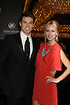 Bold and The Beautiful Adam Gregoty and Sherican Sperry at the 38th Annual Daytime Entertainment Emmy Awards 2011 held on June 19, 2011 at the Las Vegas Hilton, Las Vegas, Nevada. (Photo by Sue Coflin/Max Photos)