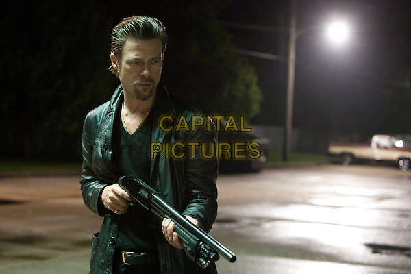 BRAD PITT.in Killing Them Softly (2012) .*Filmstill - Editorial Use Only*.CAP/FB.Supplied by Capital Pictures.