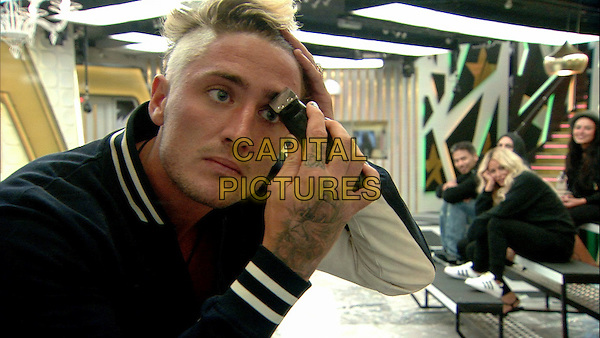 Celebrity Big Brother, Summer 2016, Day 23<br /> Stephen Bear<br /> *Editorial Use Only*<br /> CAP/KFS<br /> Image supplied by Capital Pictures