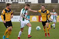 LA LINEA - Voetbal, FC Groningen - Dynamo Dresden, Trainingskamp FC Groningen, seizoen 2017-2018, 13-01-2018,  FC Groningen speler Lars Veldwijk