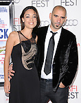 Martina Gusman and Pablo Trapero attends the AFI FEST 2010 presented by Audi Centerpiece Gala screening of CASINO JACK held at The Grauman's Chinese Theatre in Hollywood, California on November 08,2010                                                                               © 2010 Hollywood Press Agency