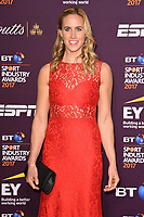 Helen Glover at the BT Sport Industry Awards 2017 at Battersea Evolution, London, UK. <br /> 27 April  2017<br /> Picture: Steve Vas/Featureflash/SilverHub 0208 004 5359 sales@silverhubmedia.com
