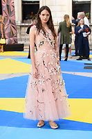 Stacy Martin<br /> arriving for the Royal Academy of Arts Summer Exhibition 2018 opening party, London<br /> <br /> ©Ash Knotek  D3406  06/06/2018