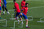 Spainsh Francisco Alarcon Isco during the training of the spanish national football team in the city of football of Las Rozas in Madrid, Spain. November 09, 2016. (ALTERPHOTOS/Rodrigo Jimenez)
