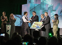 On Friday, 4 January 2019 from 15:00-16:30, Oslo European Green Capital 2019 will commence with a formal closed ceremony at the Oslo City Hall. The baton will be passed on by Nijmegen in the Netherlands, which was European Green Capital in 2018.<br /> <br /> <br /> © Fredrik Naumann/Felix Features