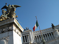 "Monument to Vittorio Emanuele II, aka ""The Wedding Cake"" - Rome"