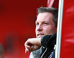 Neil Harris manager of Millwall during the championship match at the Bramall Lane Stadium, Sheffield. Picture date 14th April 2018. Picture credit should read: Simon Bellis/Sportimage