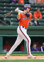 May 11, 2009: First baseman Ben Paulsen (10) of the Clemson Tigers in a game against the Furman Paladins at Fluor Field at the West End in Greenville, S.C. Photo by: Tom Priddy/Four Seam Images