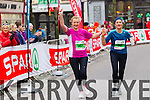 Laura Daly, 361 and Ita Daly, 68 who took part in the 2015 Kerry's Eye Tralee International Marathon Tralee on Sunday.