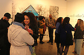 The Silver Room located at 1506 E. 53rd Street held its grand opening this weekend.<br /> <br /> 1891 &ndash; Mekaila Rivers (right, facing) talks with friends during the opening.