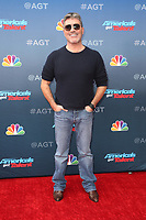 PASADENA, CA - MARCH 11: Simon Cowell, at America&rsquo;s Got Talent Season 14 Kick-off at the Pasadena Civic Auditorium in Pasadena, California on March 11, 2019. <br /> CAP/MPI/FS<br /> &copy;FS/MPI/Capital Pictures