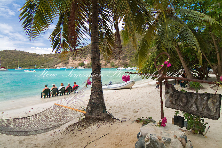 Foxy's<br /> Great Harbor<br /> Jost Van Dyke<br /> British Virgin Islands