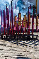 """Burning Incense Penang - There are many forms of Chinese incense and its use and formulation theory is strongly tied to Traditional Chinese medicine and are still referred today as """"fragrant medicines"""". Use of incense has long been as much for healthy well-being as religious ceremonies."""